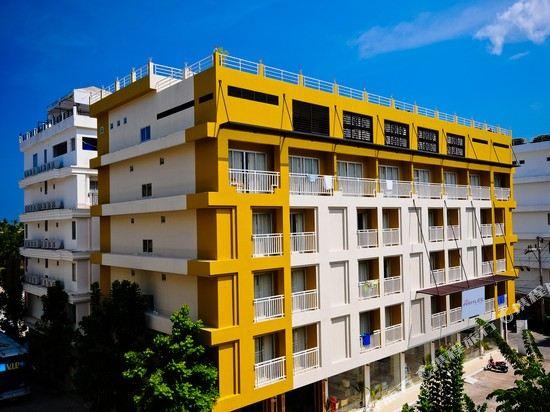 Ashlee Plaza Patong Hotel Spa