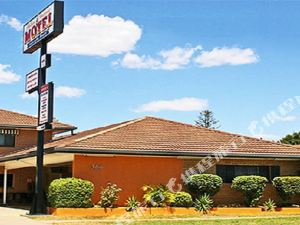 Golden Harvest Motor Inn Moree