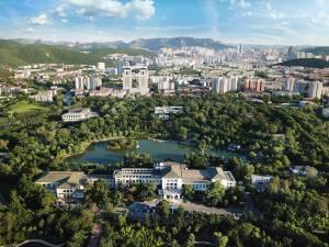 济南南郊宾馆图片