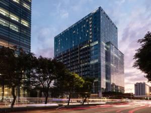 台北国泰万怡酒店图片
