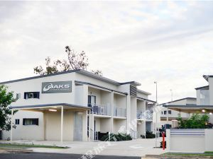 Oaks Middlemount hotel Queensland