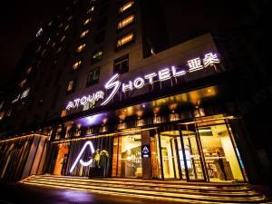 广州天河太古汇亚朵S酒店图片