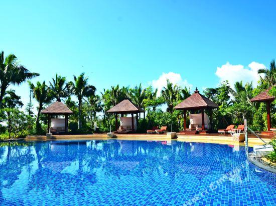 【爆款】三亚海棠湾9号度假酒店,近蜈支洲岛码头的高星度假酒店,一线