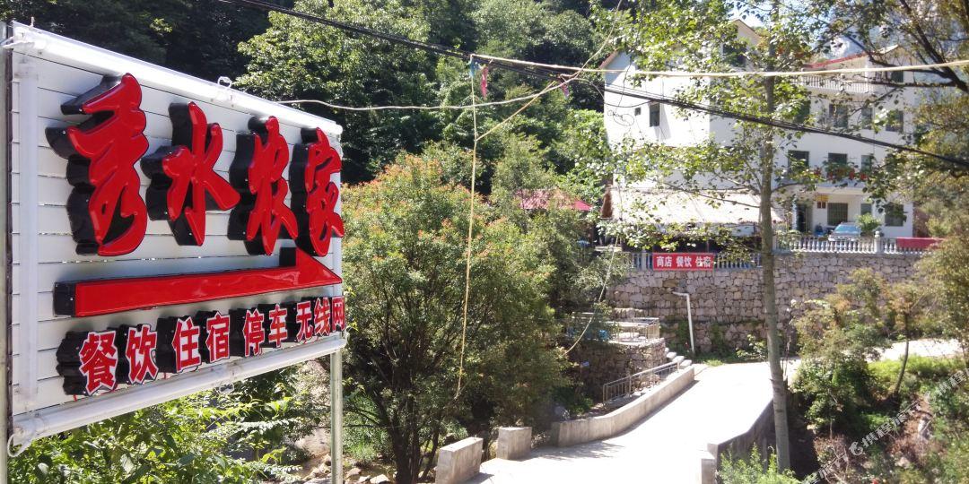 栾川洛阳市栾川县龙峪湾风景区内售票处内100米右转