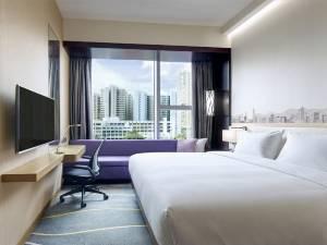 香港旺角希尔顿花园酒店图片