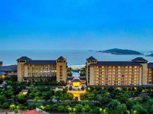舟山绿城直营朱家尖东沙度假酒店图片