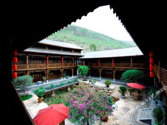 大理鹤庆县新华国际生态园宾馆(xinhua international