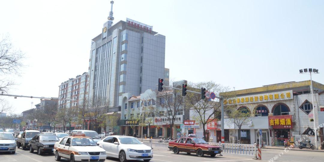 百舒快捷酒店(临汾市政府)