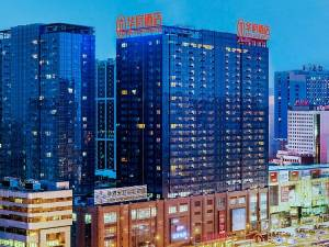 沈阳华府酒店图片