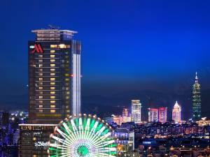 台北万豪酒店图片