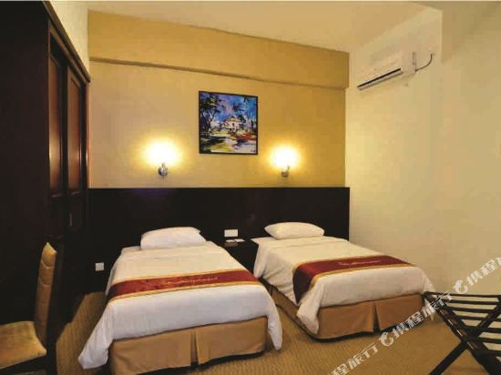 酒店 亚洲 马来西亚 新山酒店 > 新山阿曼萨瑞公寓度假村(amansari