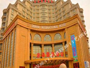 【五折!】上海浦东机场莎海国际酒店+送价值276元精致中式家庭套餐+可加购上海野生动物园/迪士尼乐园门票・【美食+玩乐!完美度假】