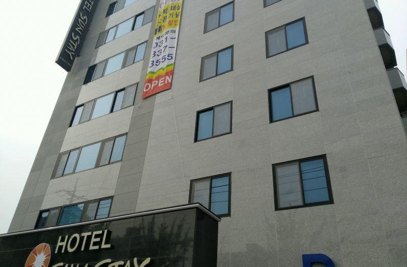韩国龙仁市地图
