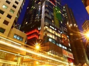 宜必思香港中上环酒店图片