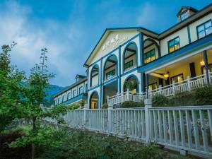彭州鹿野城堡酒店图片