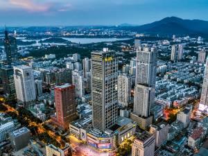南京金鹰珠江壹号国际酒店图片