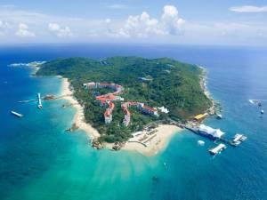 三亚蜈支洲岛珊瑚酒店图片