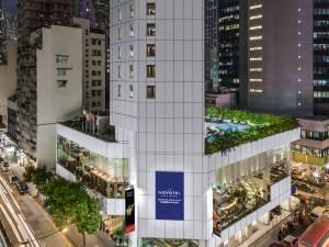 香港诺富特世纪酒店图片
