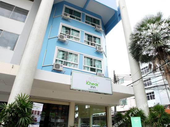曼谷切客旅館-素坤逸22號巷