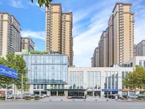 石家庄和平智选假日酒店图片