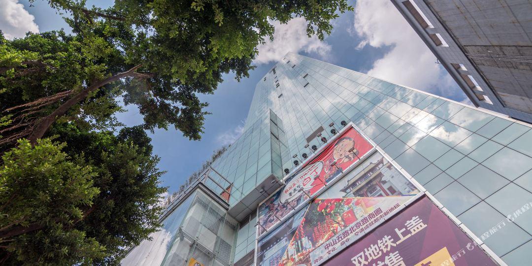 广州傲游国际酒店公寓(北京路捷登都会店)