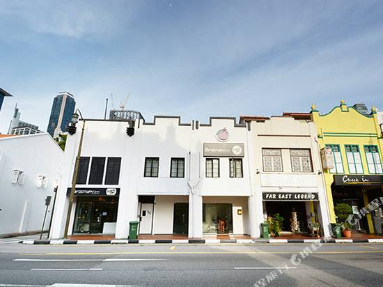 5footway.inn Project Chinatown 2 Singapore