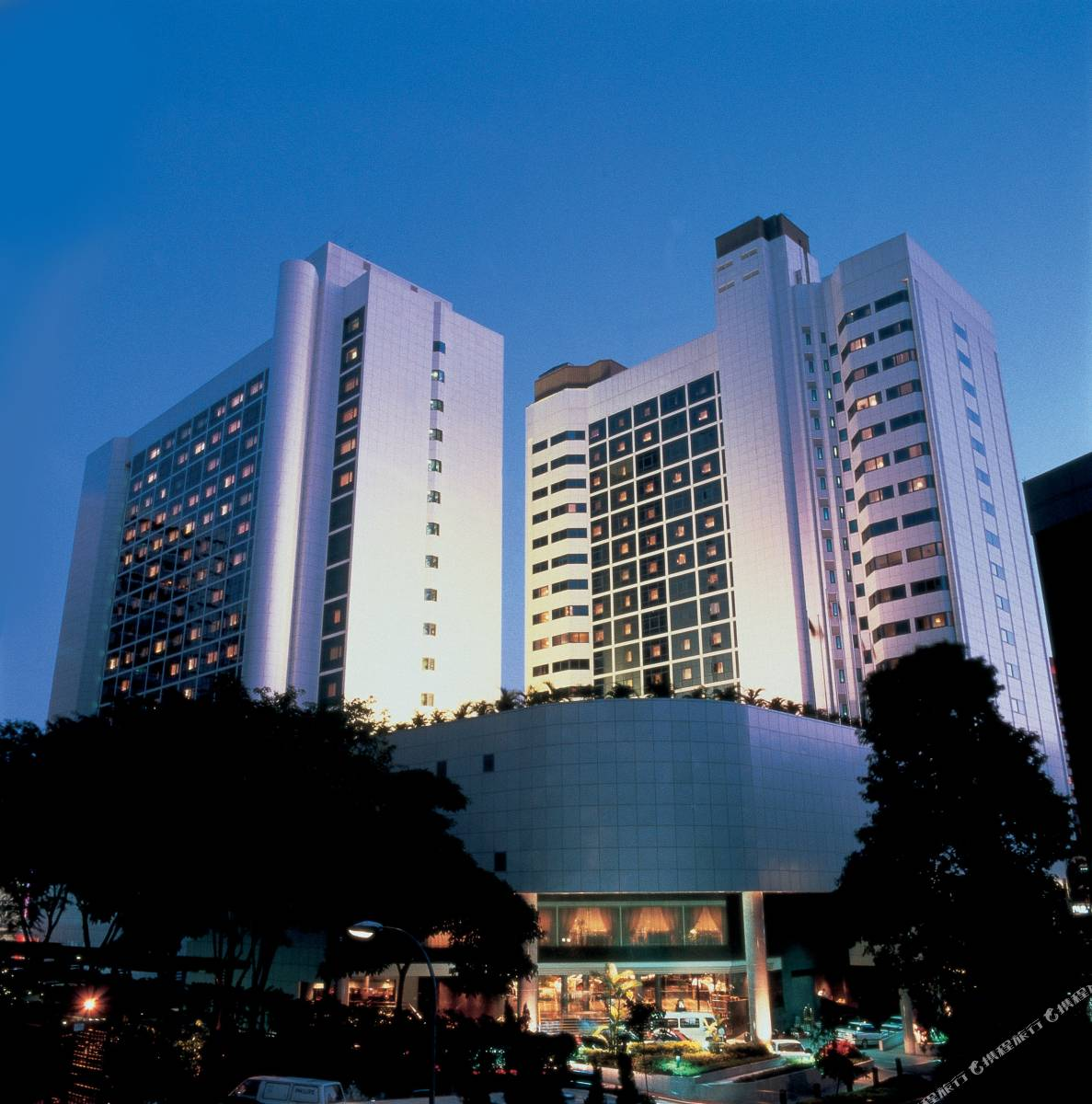 luxury singapore hotels