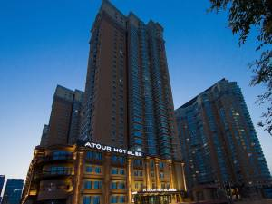 沈阳浑南奥体中心亚朵酒店图片