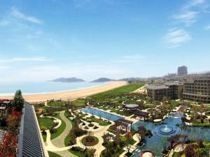 普丽海景度假酒店(朱家尖绿城东沙店)图片