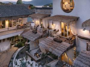 泸沽湖六阅·乐海居度假酒店(里格半岛店)图片