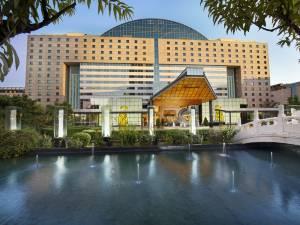 北京燕莎中心凯宾斯基饭店图片