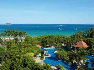 三亚亚龙湾万豪度假酒店图片