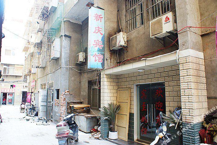 襄阳襄阳市樊城区松鹤路小学对面巷子