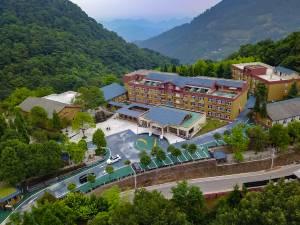 邛崃天台山大酒店图片