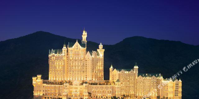 大连一方城堡豪华精选酒店2晚+大连圣亚海洋
