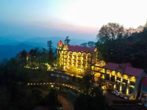 莫干山金茂天籁之梦度假酒店图片