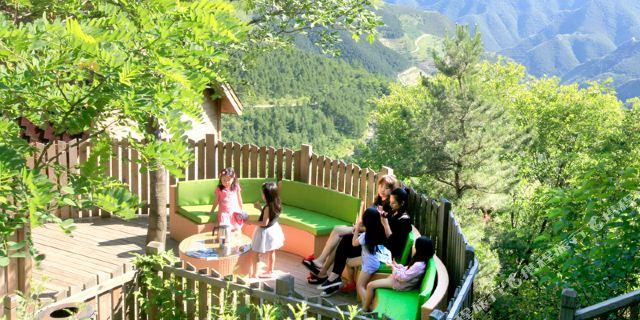 北京森林乡居度假酒店1晚 早餐 酒店娱乐 儿童乐园·【房山度假酒店】