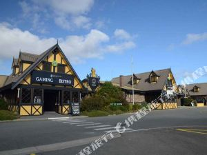 올드 투도르 호텔 (Olde Tudor Hotel Launceston)