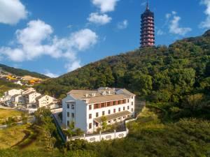 普陀山山水花园酒店图片