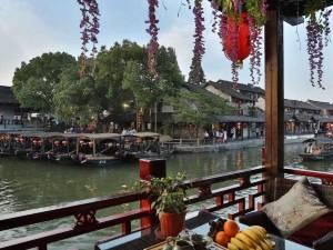 西塘御庭临河精品酒店图片