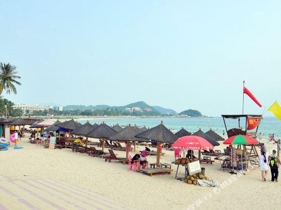 三亚海边度假公寓
