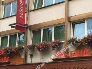 에델바이스 마노텔 호텔 (Hotel Edelweiss Manotel Geneva)