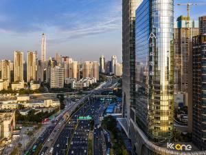深圳滨河时代亚朵S酒店图片
