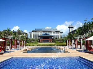 三亚海棠湾9号行政楼1晚,办理入住:三亚海棠湾9号度假酒店行政楼。