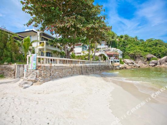 酒店 亚洲 泰国 苏梅岛酒店 > 水晶湾海滩度假酒店(crystal bay beach