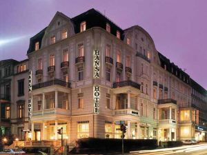 Favored Hotel Hansa