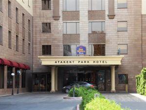 베스트 웨스턴 플러스 아타켄트 파크 호텔(BEST WESTERN PLUS Atakent Park Hotel)
