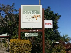 리버뷰 부티크 모텔 (Riverview Boutique Motel Nambucca Heads)