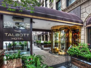 더 탤벗 호텔(The Talbott Hotel Chicago)