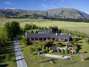 라임 트리 로지 (Lime Tree Lodge Wanaka Lake)
